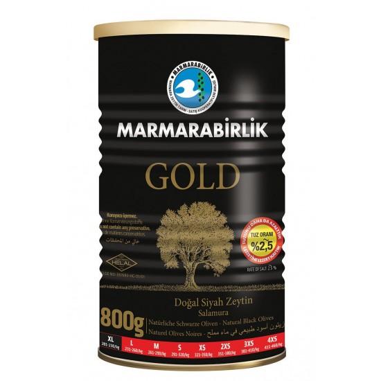 MARMARABIRLIK GOLD TNK 800 GR ZEYTIN
